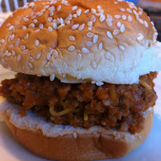 Stretch Your Beef Sloppy Joes