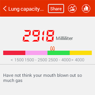 iCare Lung Capacity Pro Screenshot 7