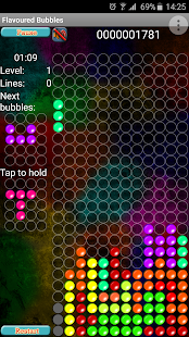 Flavored Bubbles - screenshot