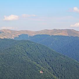 SINAIA by Mircea AZ - Landscapes Mountains & Hills ( hills, mountains, nature, high, view, landscape, spring )
