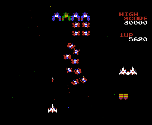 Galaga For PC