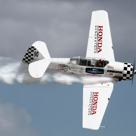 Gene McNeely AT-6 Demo by Jim Baker - Transportation Airplanes