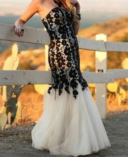 Long Dress Design Ideas - screenshot