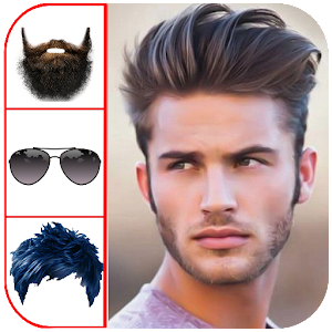 HairStyles - Mens Hair Cut Pro For PC