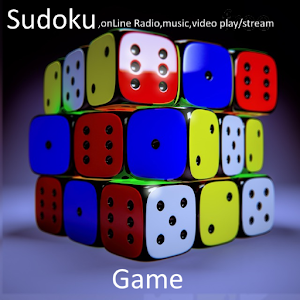 Sudoku, online Radio,music,video play,stream for PC-Windows 7,8,10 and Mac