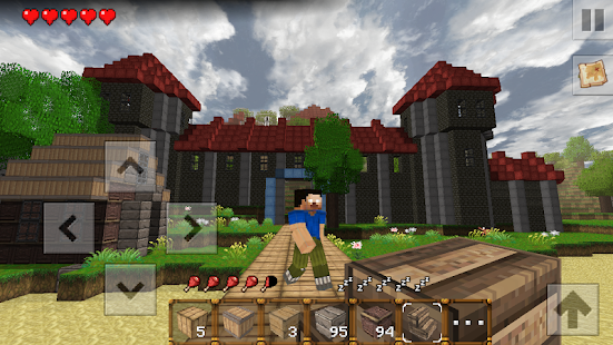 Game Medieval Craft 3 APK for Kindle