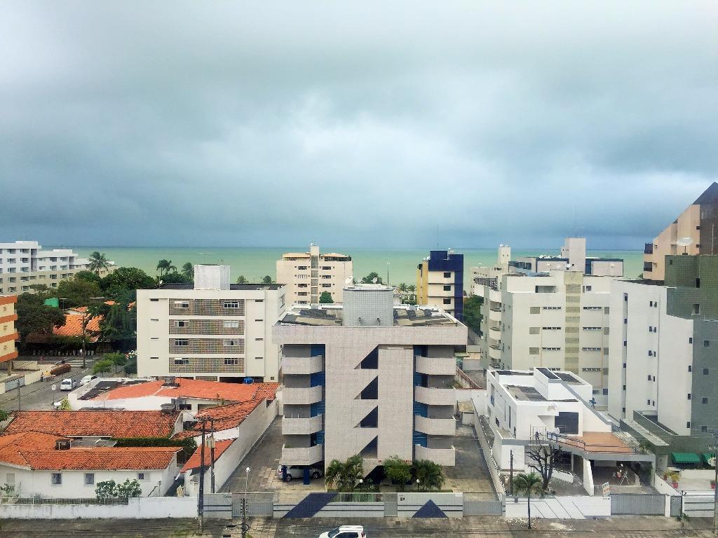 Apartamento com 4 dormitórios à venda, 177 m² por R$ 590.000 - Manaíra - João Pessoa/PB