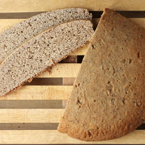 A Serious Rye Bread
