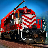 Download Drive Cargo Train APK to PC