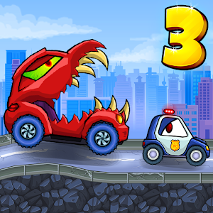 Zombie Car Games