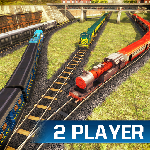 Indian Train Racing Games 3D (game)