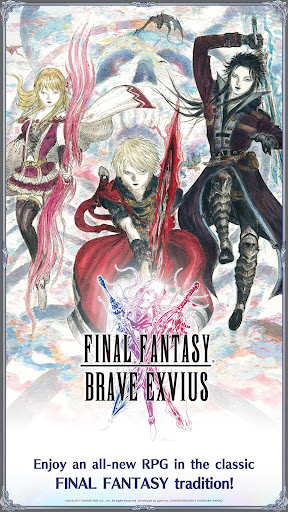 FINAL FANTASY BRAVE EXVIUS screenshot 12