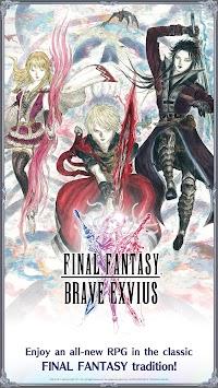 finale exvius courageuse fantastique apk screenshot