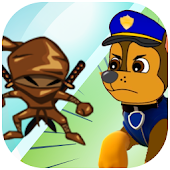 Download Paw the western ninja APK on PC