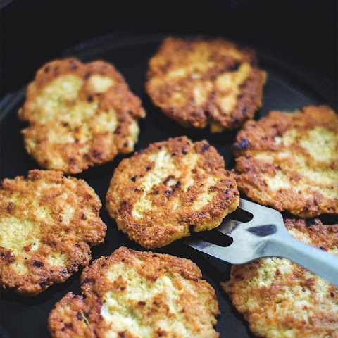 Chicken Patties (Grain-Free & Dairy-Free)