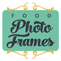 Food photo frames APK baixar