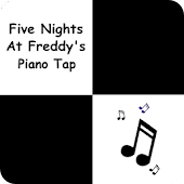 Download Piano Tap - fnaf APK on PC