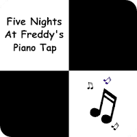 Piano Tap - fnaf For PC
