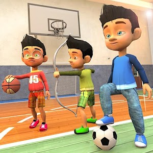 School Summer Sports Athletics: Swimming & Archery For PC / Windows 7/8/10 / Mac – Free Download