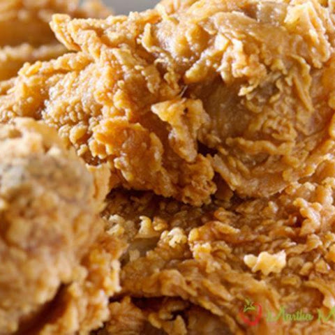 The Colonel's Classic Southern Fried Chicken