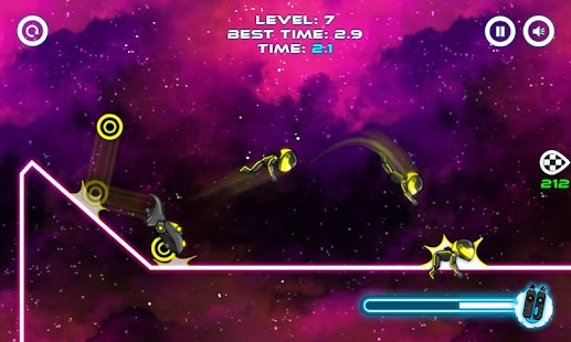 Game Neon Motocross apk for kindle fire