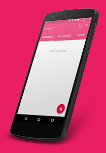 Nuclear Pink CM13 Theme- screenshot thumbnail