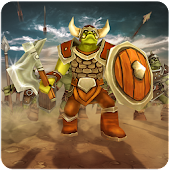 Orcs Epic Battle Simulator APK baixar
