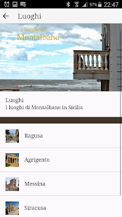 The places of Montalbano - screenshot