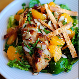 Copycat Panera Asian Sesame Chicken Salad