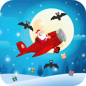 Flappy Tappy Santa Plane - Christmas Holiday Game For PC (Windows & MAC)