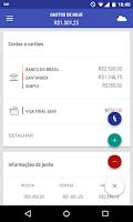 Screenshot of Personal Finances