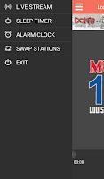 Screenshot of MUSTANG 107.1
