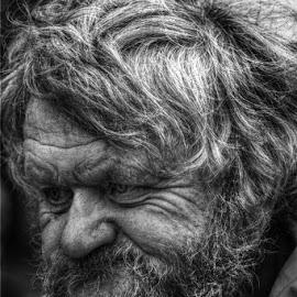 by Zlatko Gašpar - People Portraits of Men