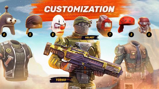 Guns of Boom apk screenshot