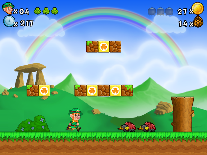 Lep's World 2 🍀🍀 Android App Screenshot