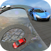 Game Impossible Tracks Real Stunt APK for Kindle