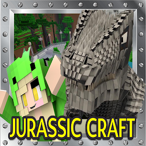 Jurassic Craft Mini Game