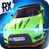 Game Extreme Asphalt : Car Racing version 2015 APK