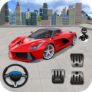 Download Classical Car Parking Adventure For PC Windows and Mac
