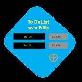 App Super Simpler List Maker APK for Kindle