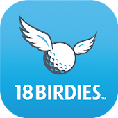 24.  18Birdies: Golf GPS App