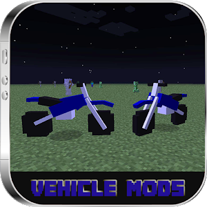 Vehicle Mods For MCPE App icon