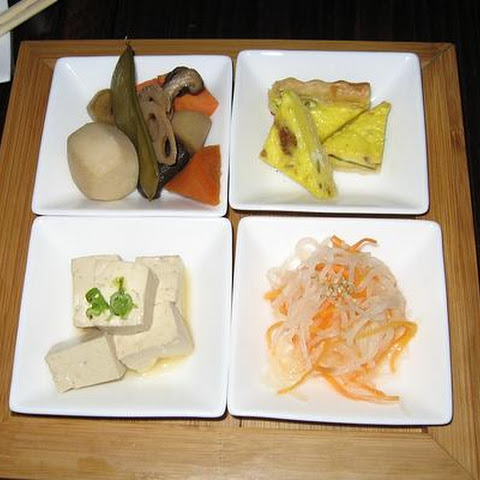 Pickled Carrot and Daikon
