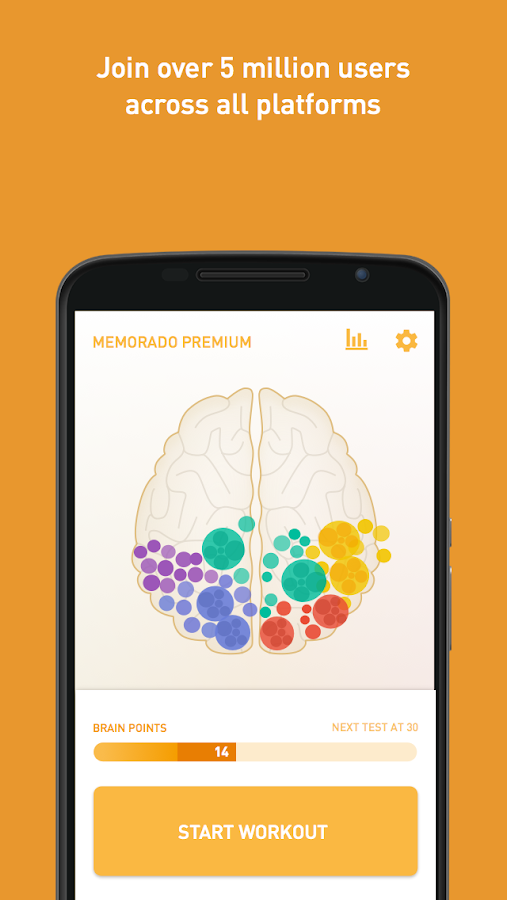 Memorado - Brain Games Screenshot 5