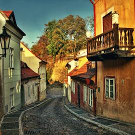 �ern�nsk� by Irena Brozova - City,  Street & Park  Vistas