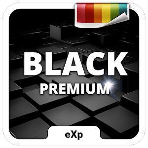 Cover art EXp Black Theme Premium