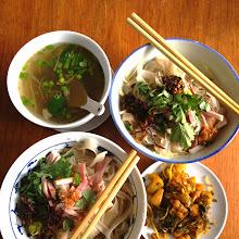 Burmese Food and Beyond - Burmese Noodle Fest!