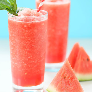 Watermelon Lemon Slush