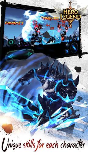 Hero Legend HD - screenshot