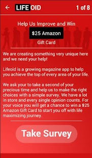 Lifeoid Maximize Your Life - screenshot